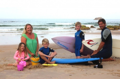 The Port Macquarie Surf School Story