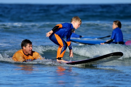 Why Learn to Surf with us?
