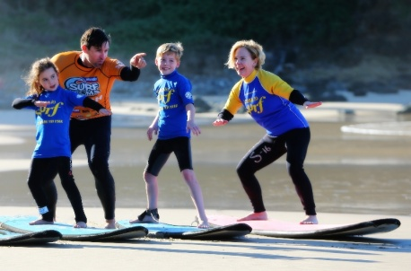 Port Macquarie Surf School image